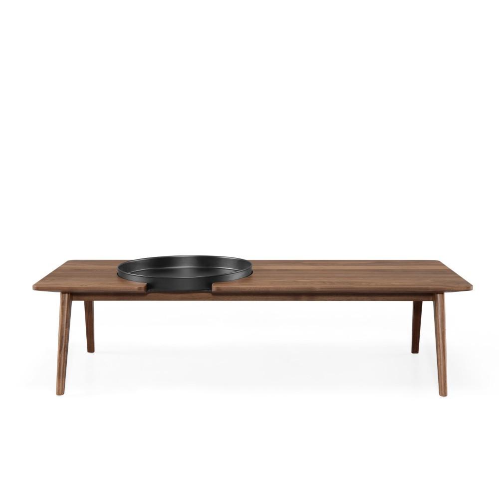 Konferenčný stolík z orechového dreva Wewood - Portugues Joinery Bica