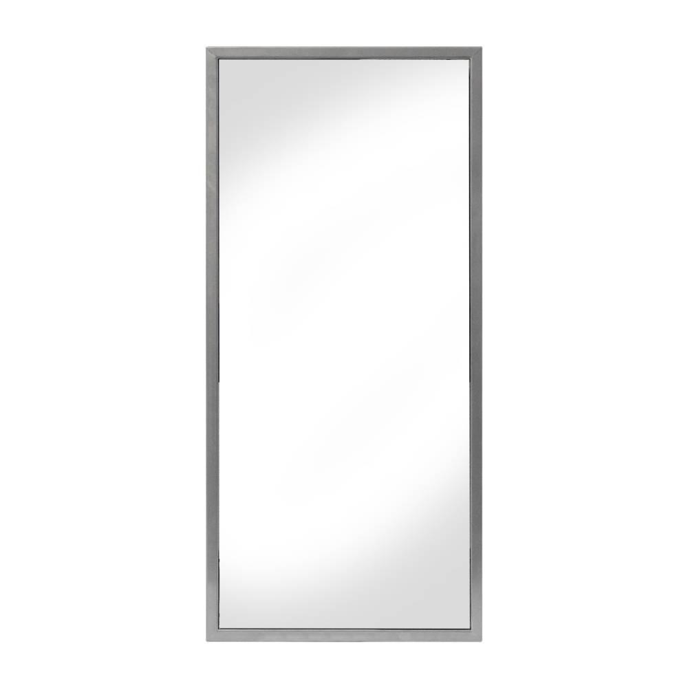 Zrkadlo sivé