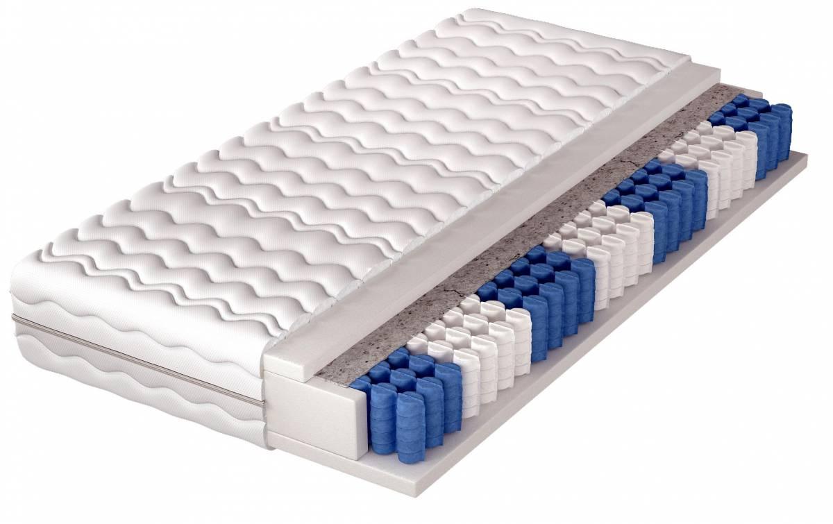Taštičkový matrac 200x160 cm (T3)