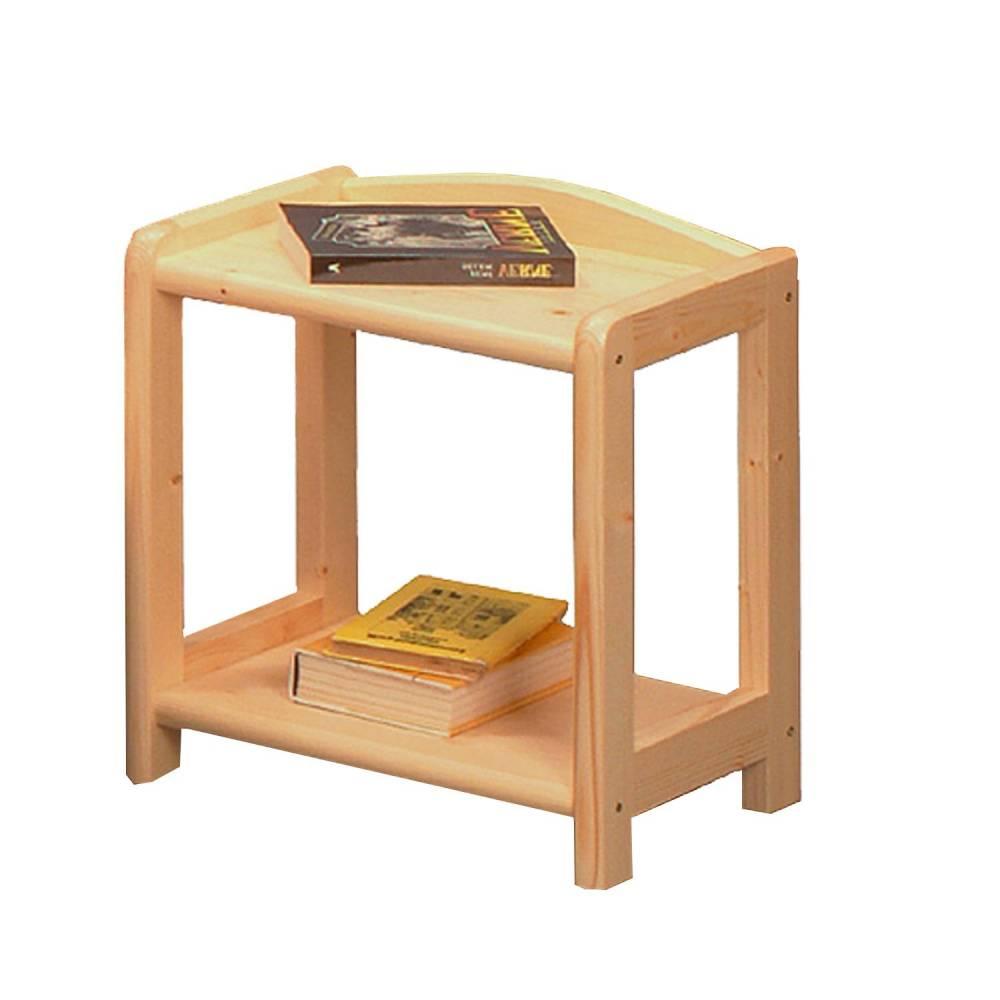 Nočný stolík IDEA 810 masív