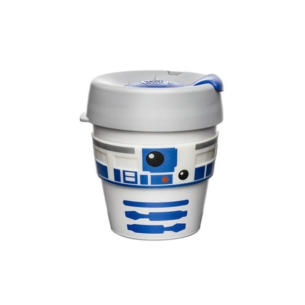Cestovný hrnček s viečkom KeepCup Star Wars R2D2, 227 ml
