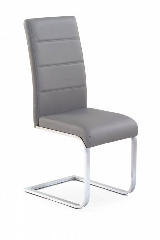 Jedálenská stolička K85 (sivá)