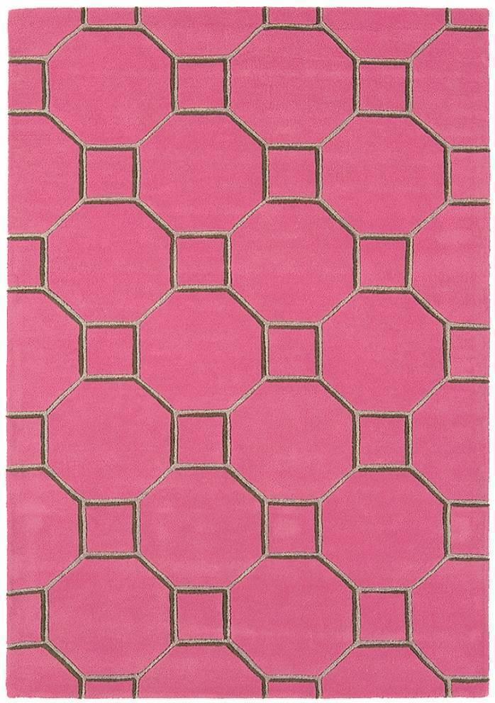 Matrix koberec MAX09 Cassin - ružová