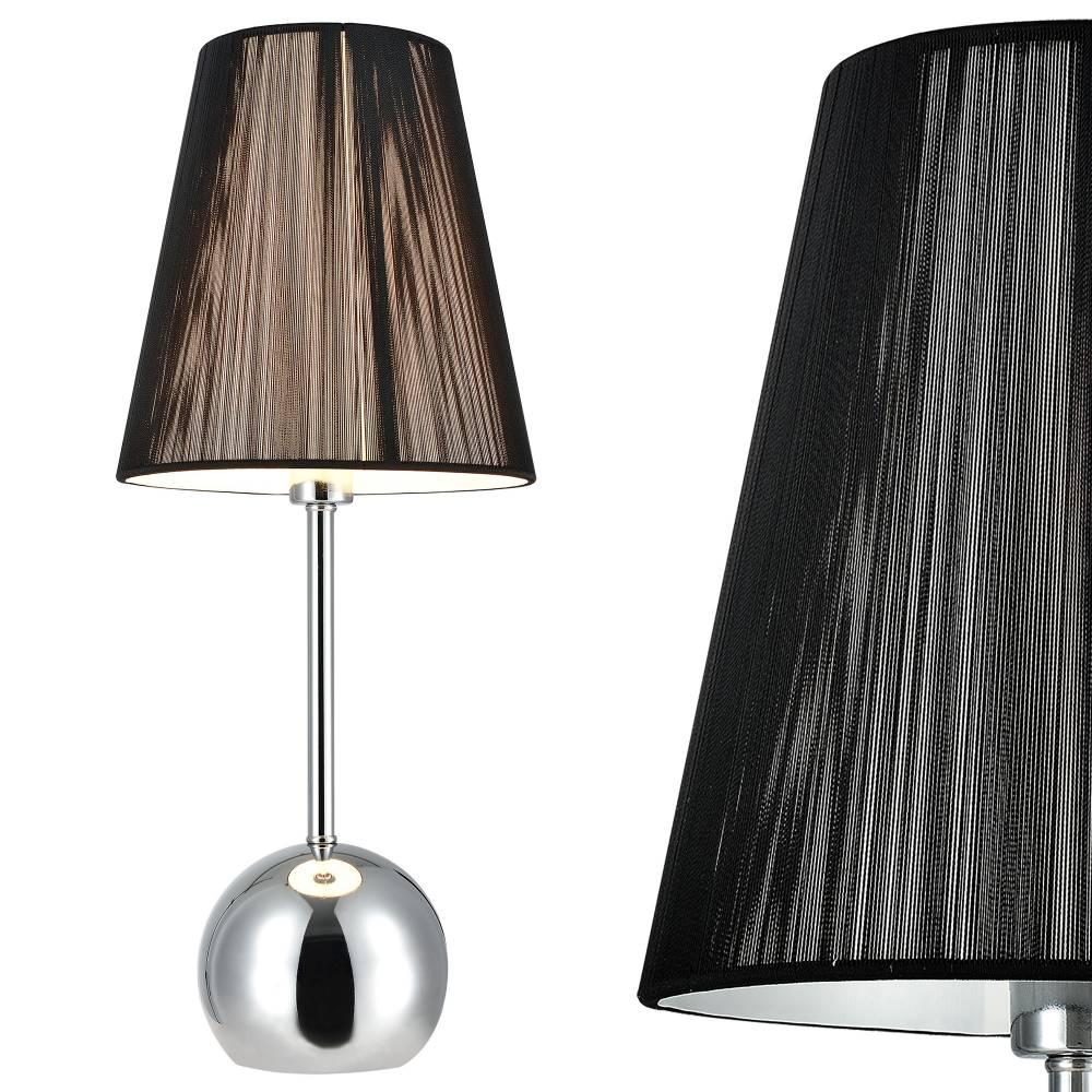 [lux.pro]® Elegantná stolová lampa – nočná lampa - Vera / 1 x E14