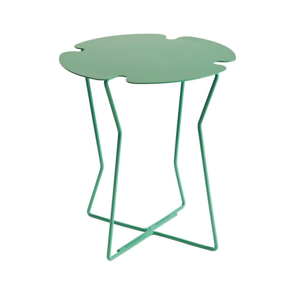 Zelený odkladací stolík MEME Design Corolla