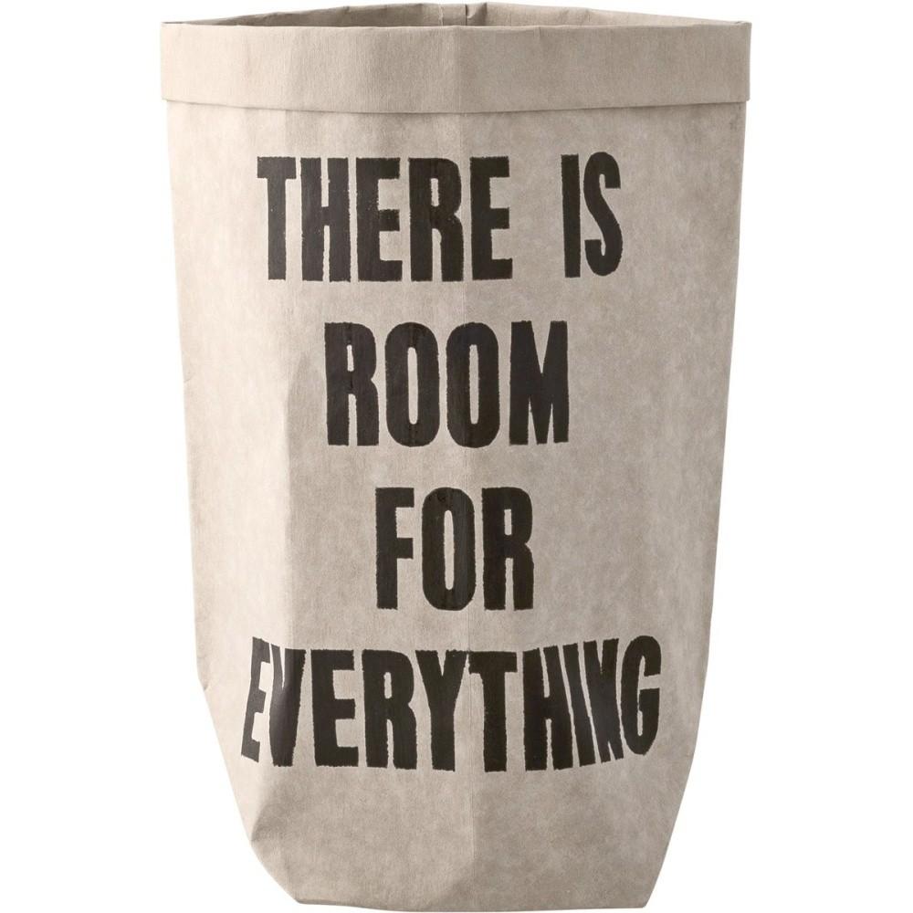 Papierový úložný kôš Bloomingville Paper Bag
