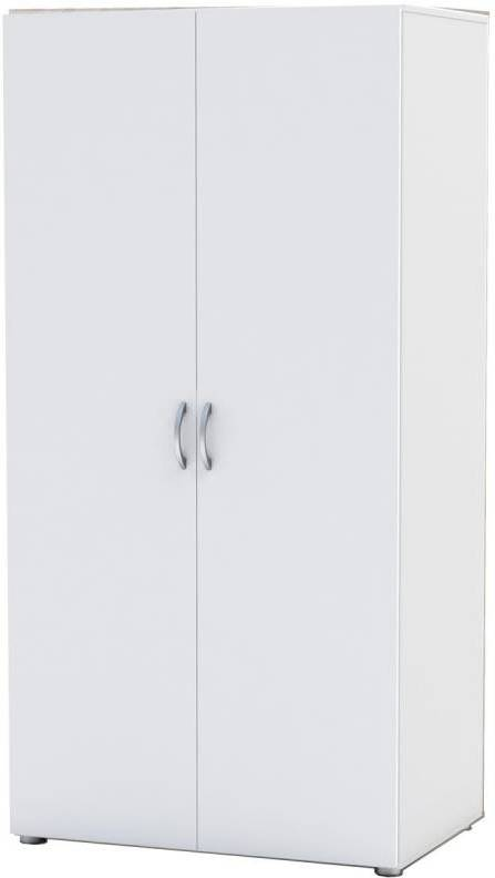 Šatníková skriňa 475057 bílá