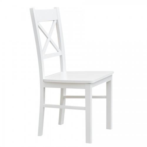Biely nábytok Stolička Belluno Elegante 22