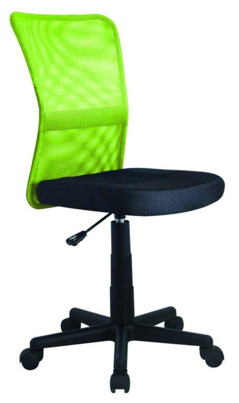 Kancelárska stolička Dingo zelená
