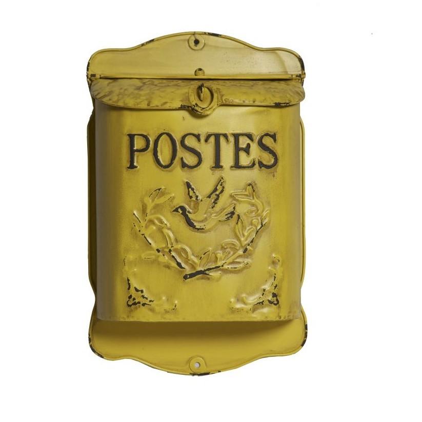 Poštová schránka Antic Line Jaune