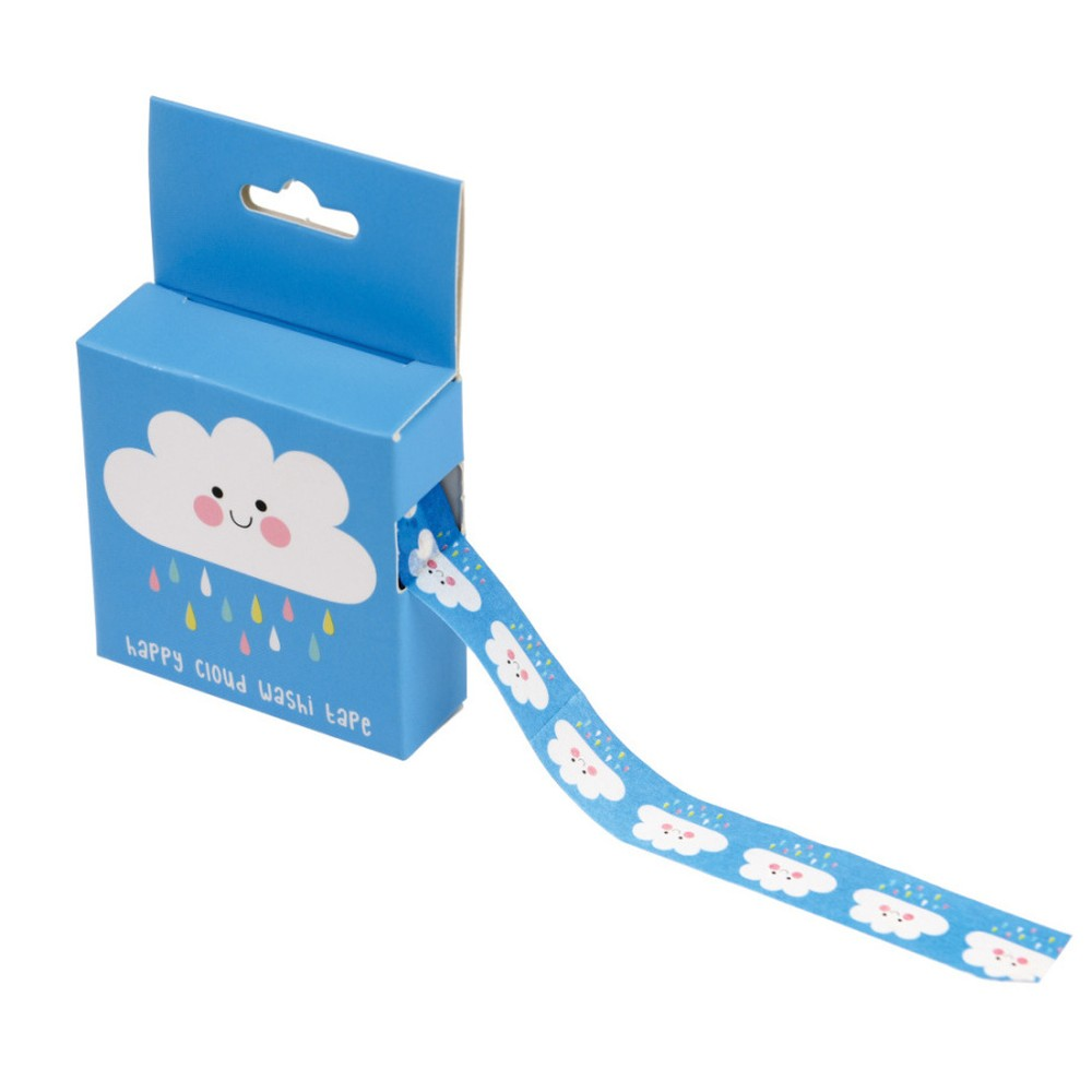 Washi páska Rex London Happy Cloud