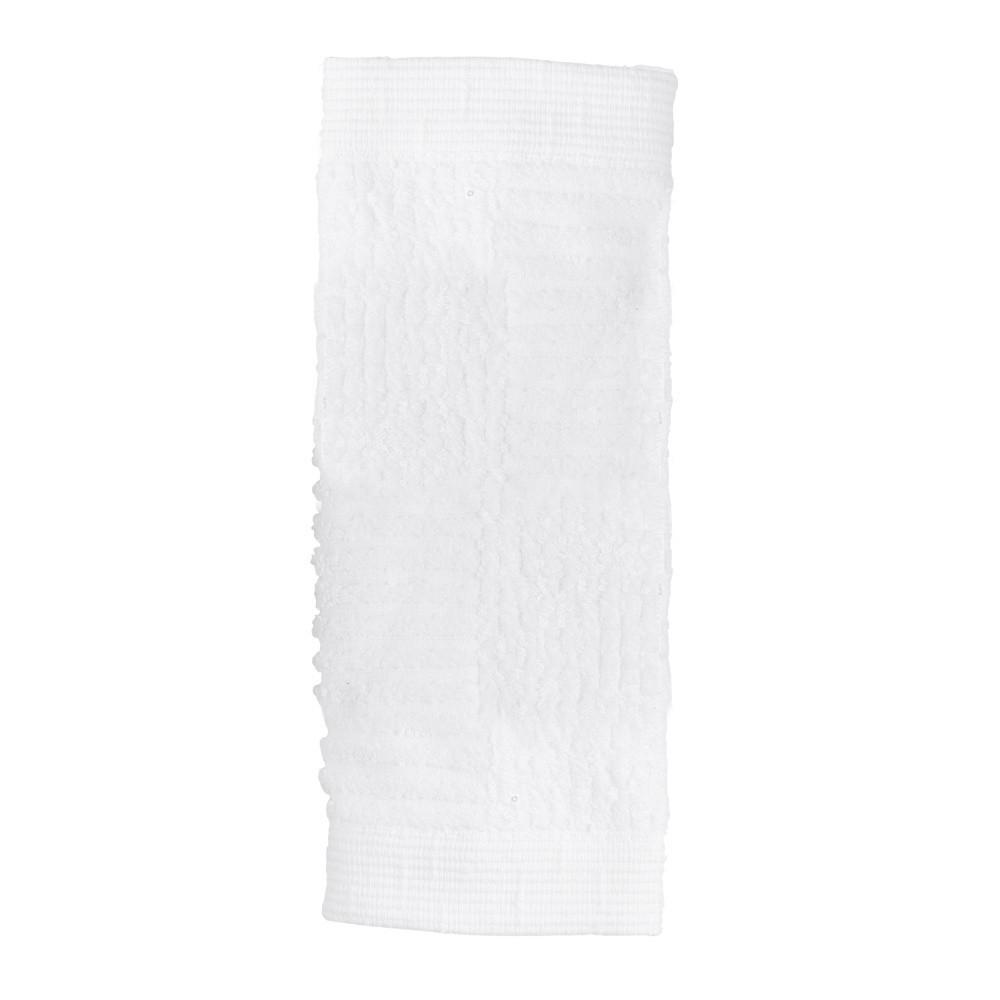 Biely uterák na ruky Zone, 30 x 30 cm