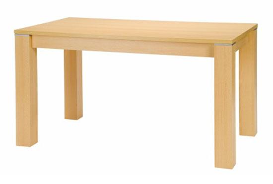 Jedálenský drevený stôl PERU 80x80