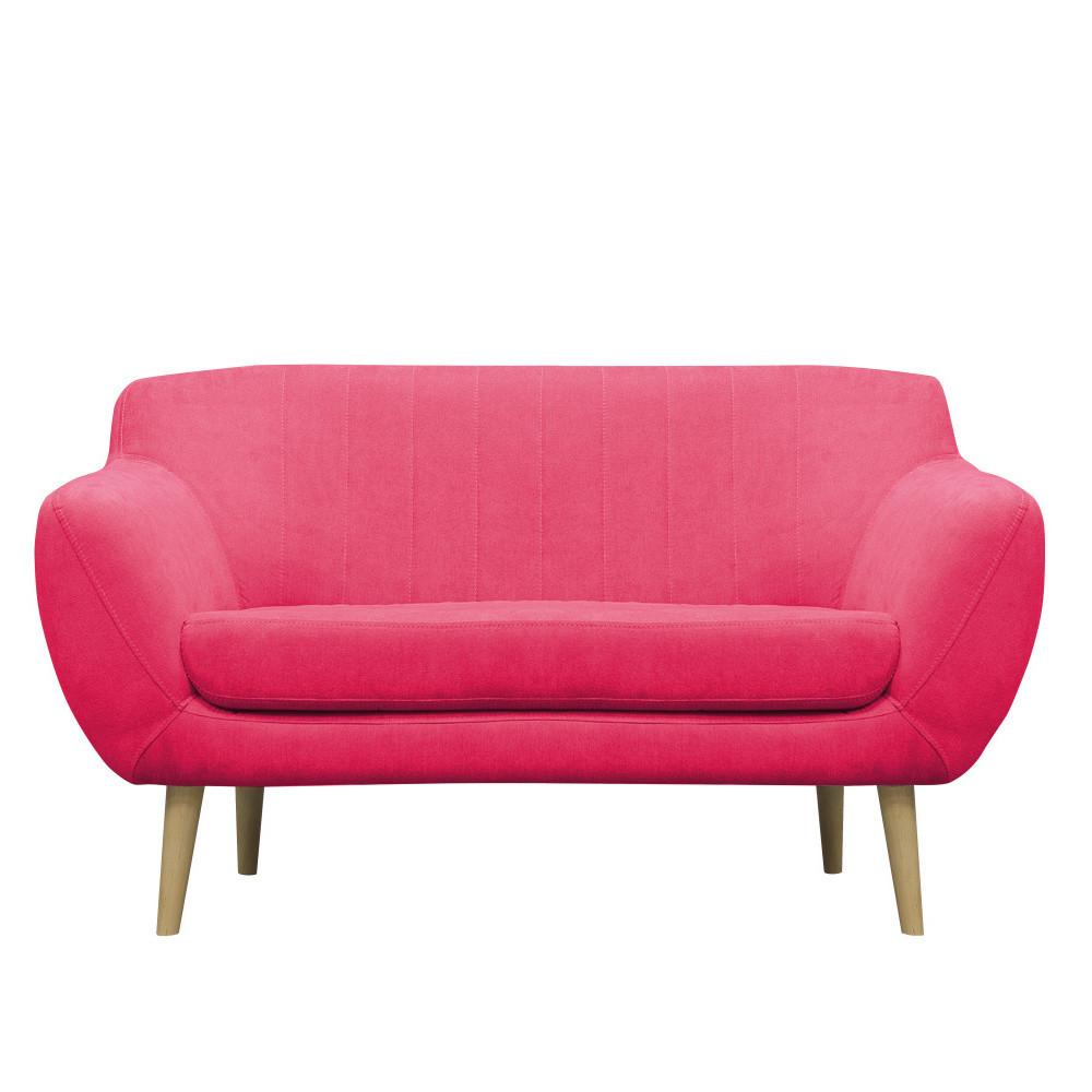Ružová pohovka pre dvoch Mazzini Sofas Sardaigne
