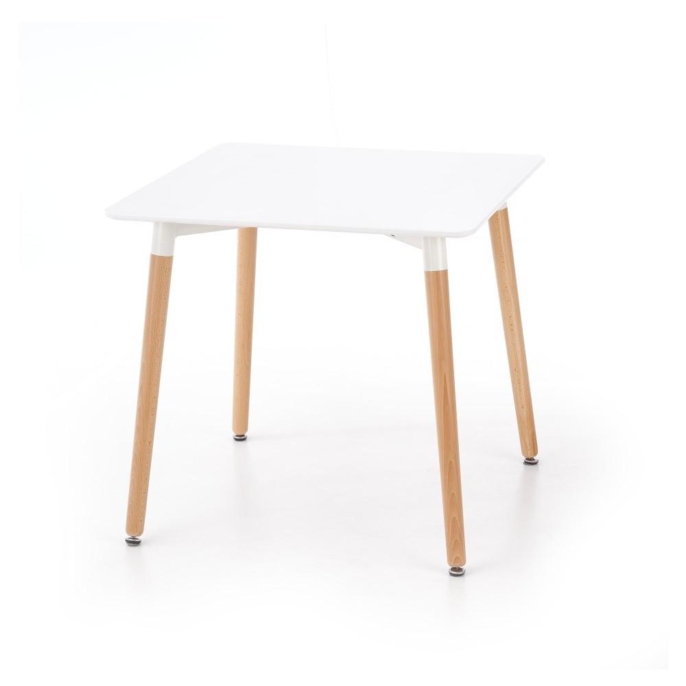 Jedálenský stôl Halmar Socrates, 80 x 80 cm