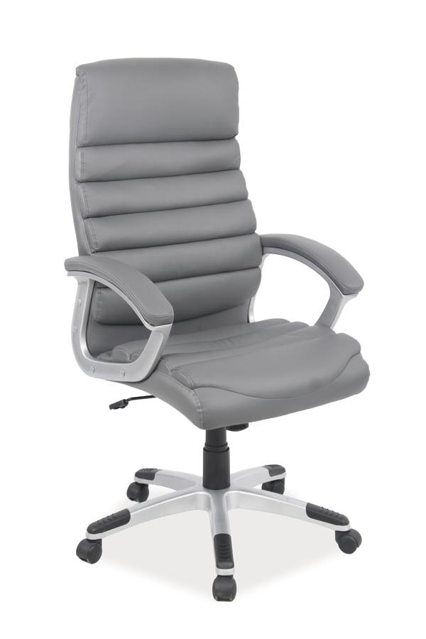 Kancelárske kreslo Q-087   Farba: Sivá