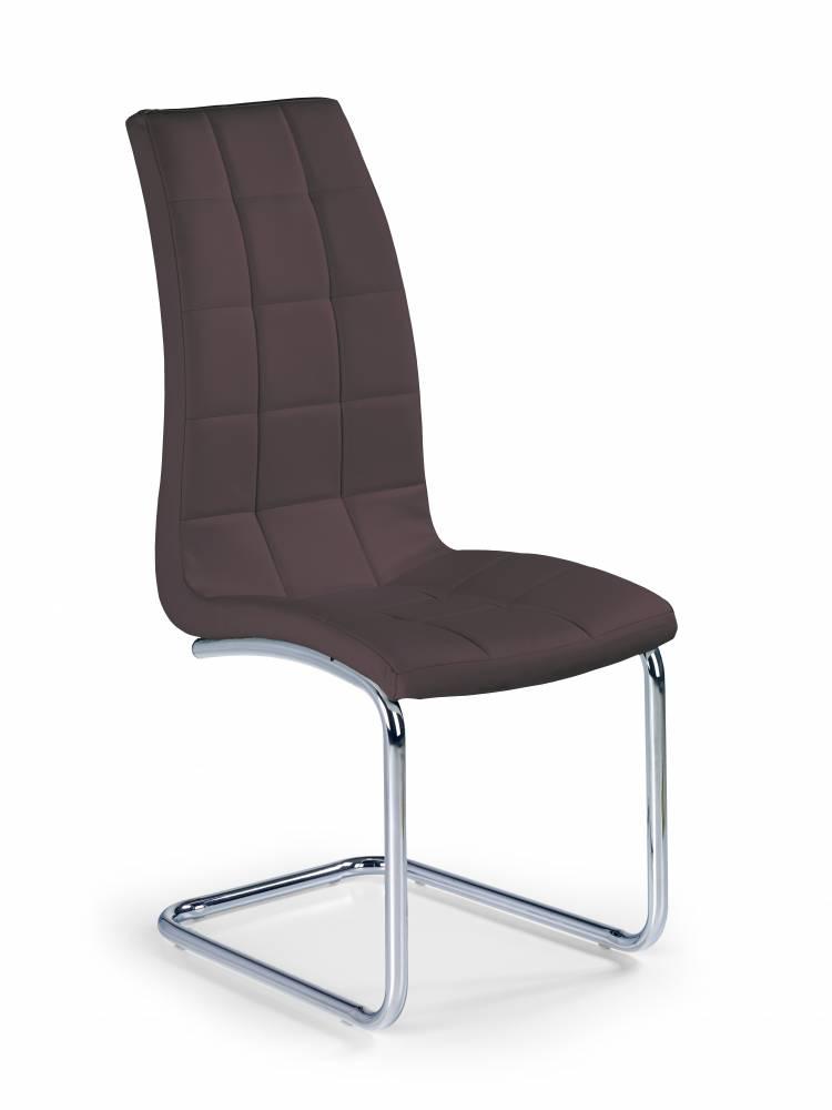 Jedálenská stolička K147 (hnedá)