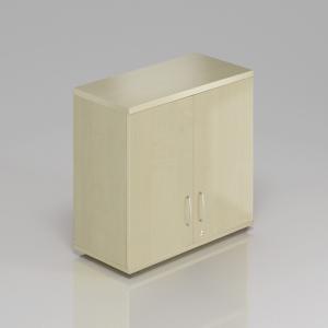 Rauman Kancelárska skriňa nadstavbová Visio, 80x38,5x75 cm, dvere 2/2 SN282 12