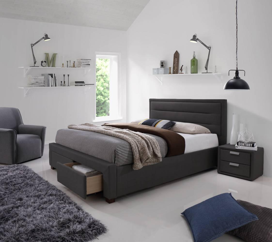 Čalúnená posteľ KAREN 180 s UP