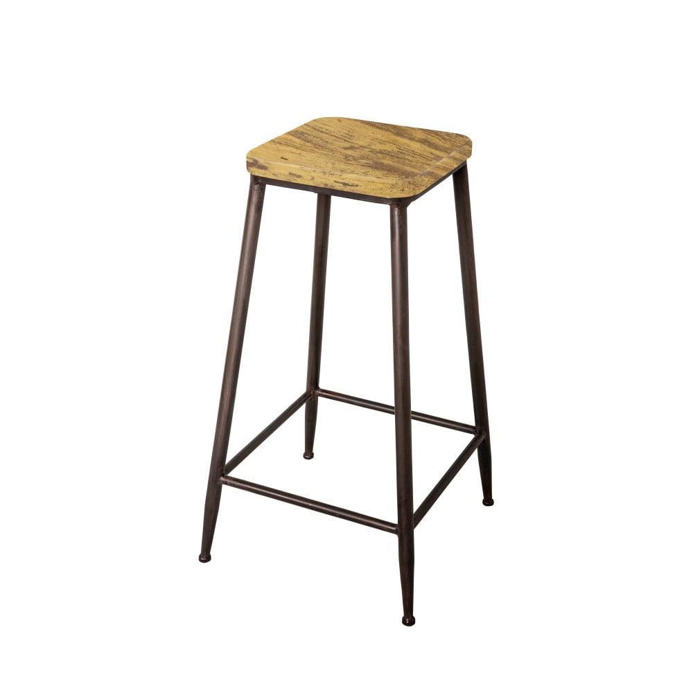 Barová stolička Antic Line Nina Jaune