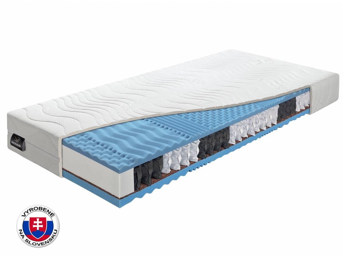 Taštičkový matrac Benab Fyzio Plus 200x180 cm (T3/T4)