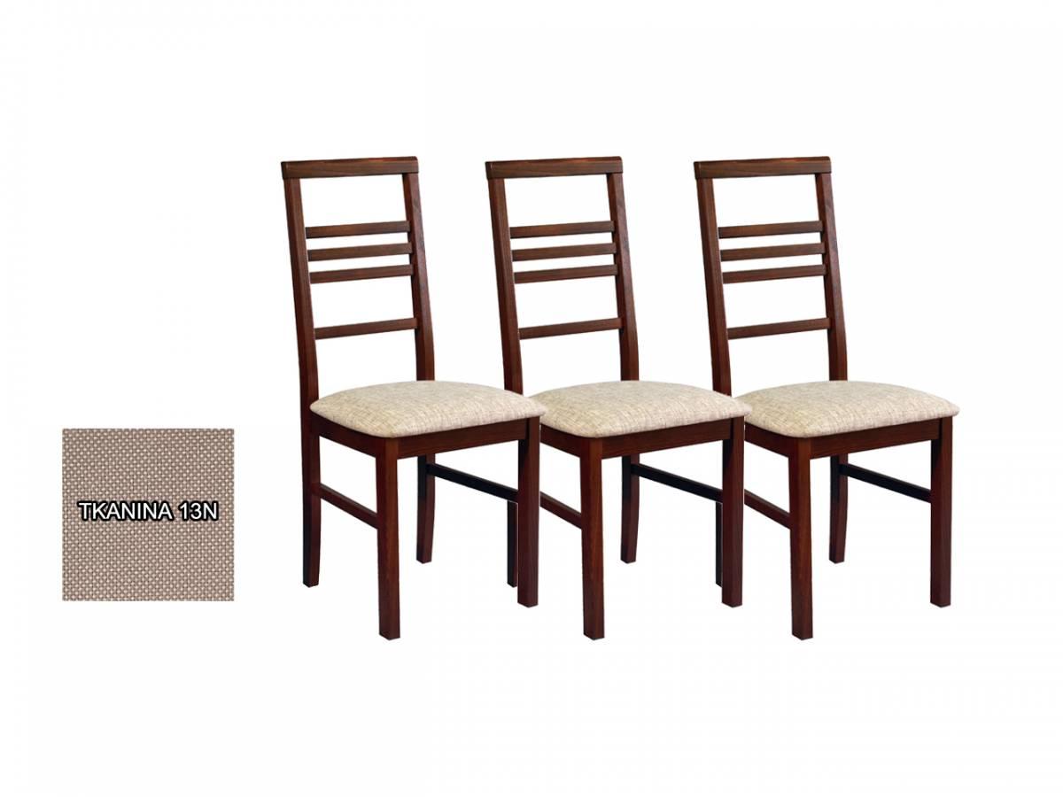 Set 3 ks. jedálenských stoličiek