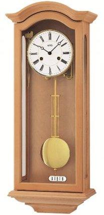 Kyvadlové mechanické nástenné hodiny 696/16  AMS 67cm