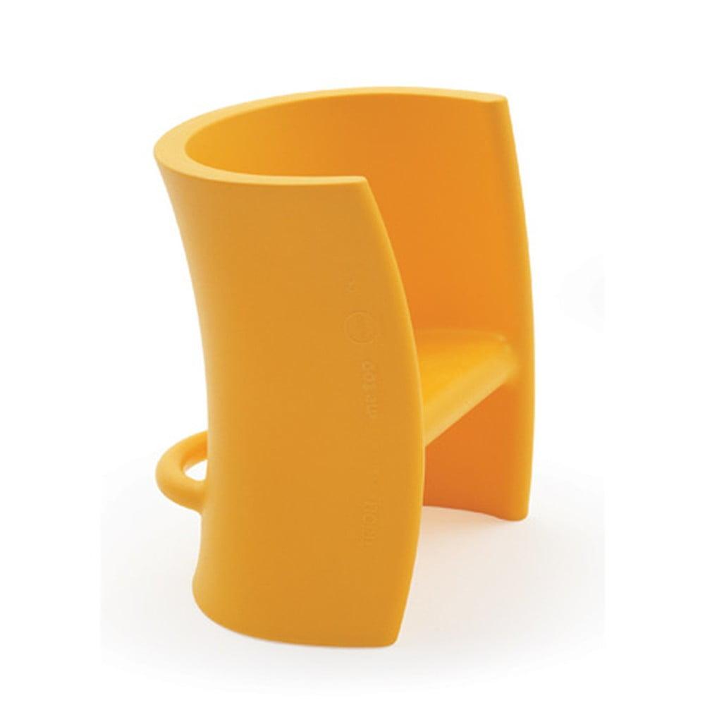 Žltá detská stolička Magis Seggiolina Trioli