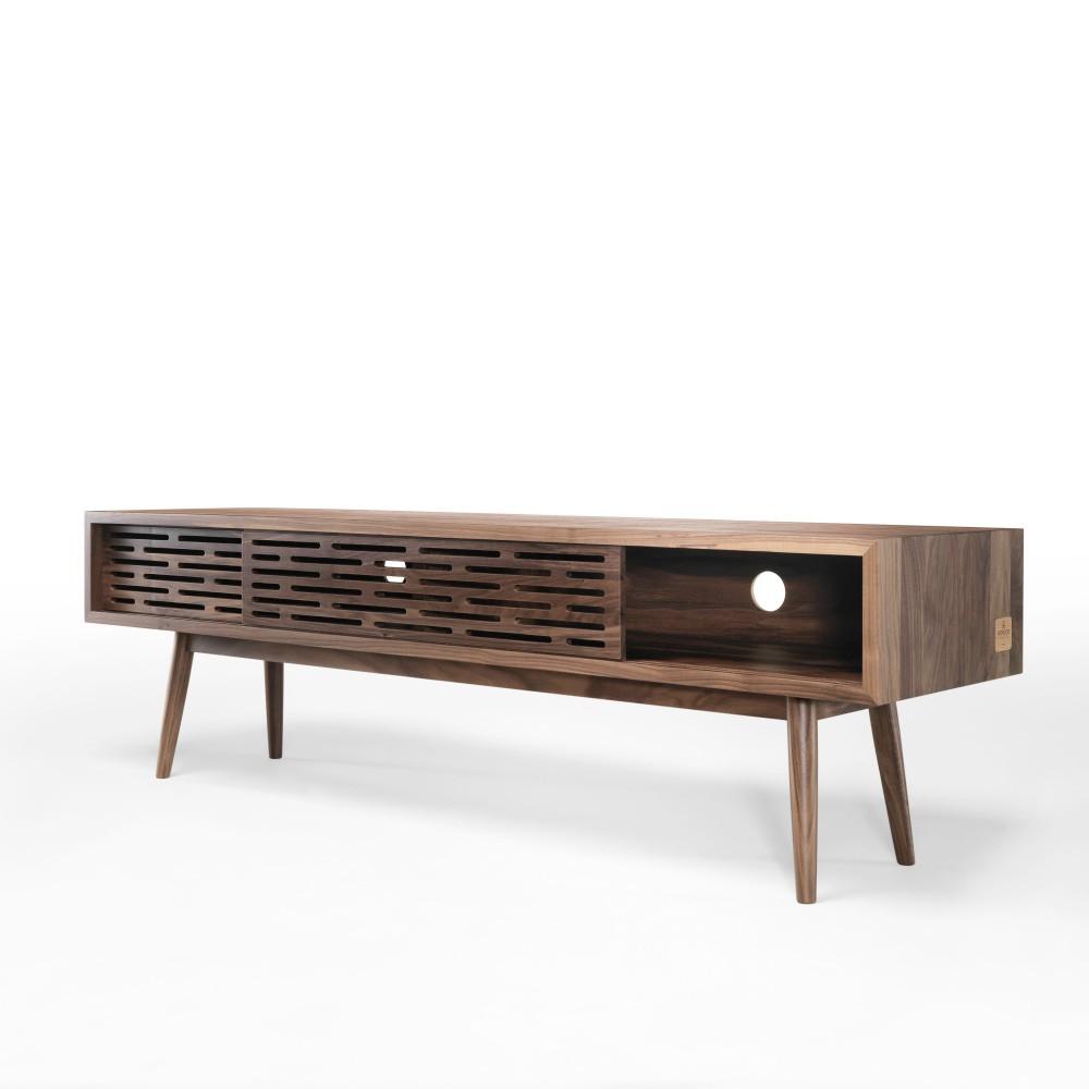Komoda z orechového dreva Wewood - Portugues Joinery Radio