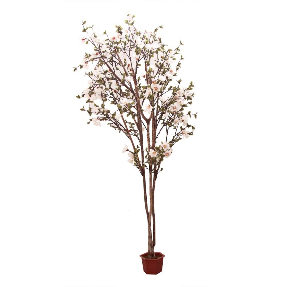 Umelá dekoratívna rastlina VICAL HOME Magnolia