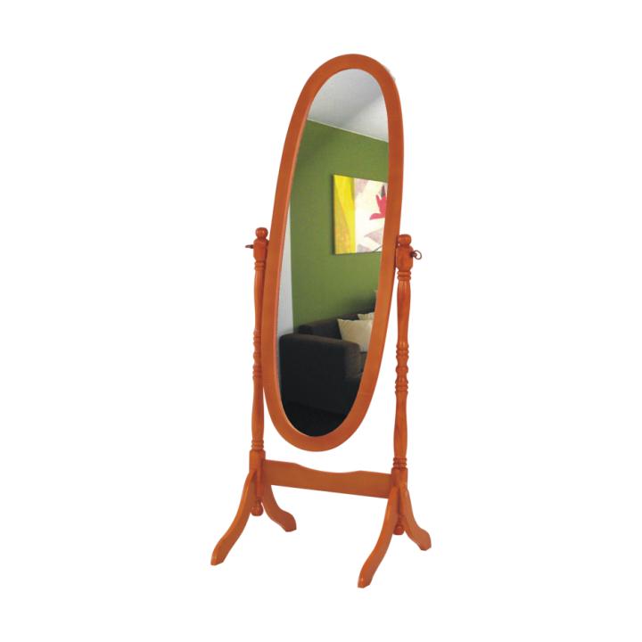 Stojanové zrkadlo   Farba: Čerešňa