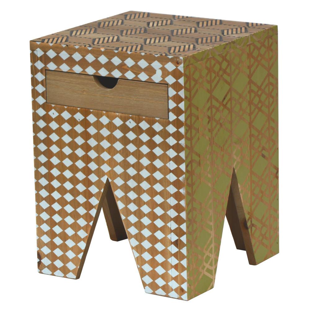 Stolička z jedľového dreva Livin Hill Portofino