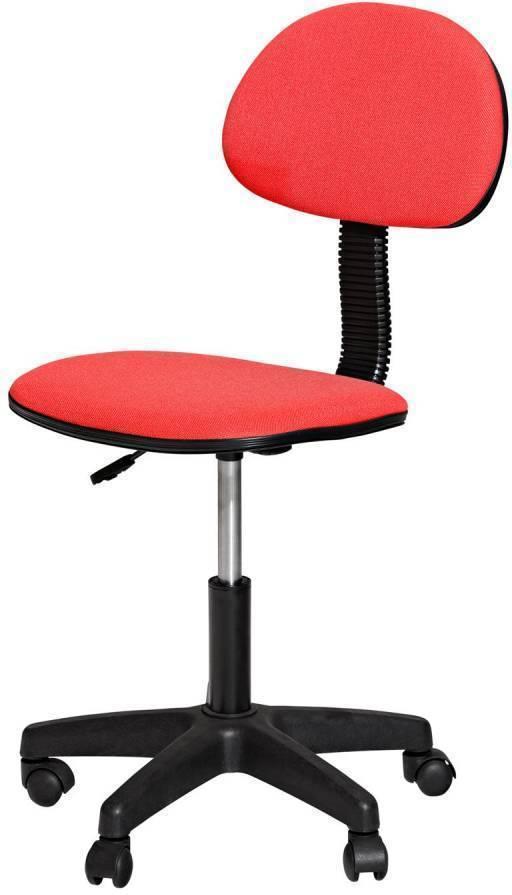 Stolička HS 05 červená