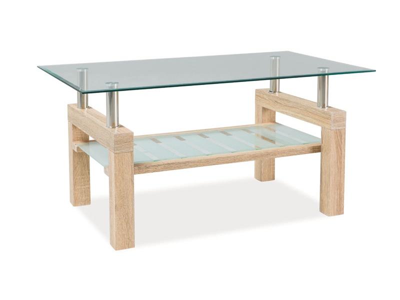 Konferenčný stolík Torino (dub sonoma)