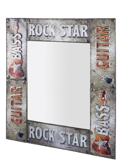 Zrkadlo ROCK