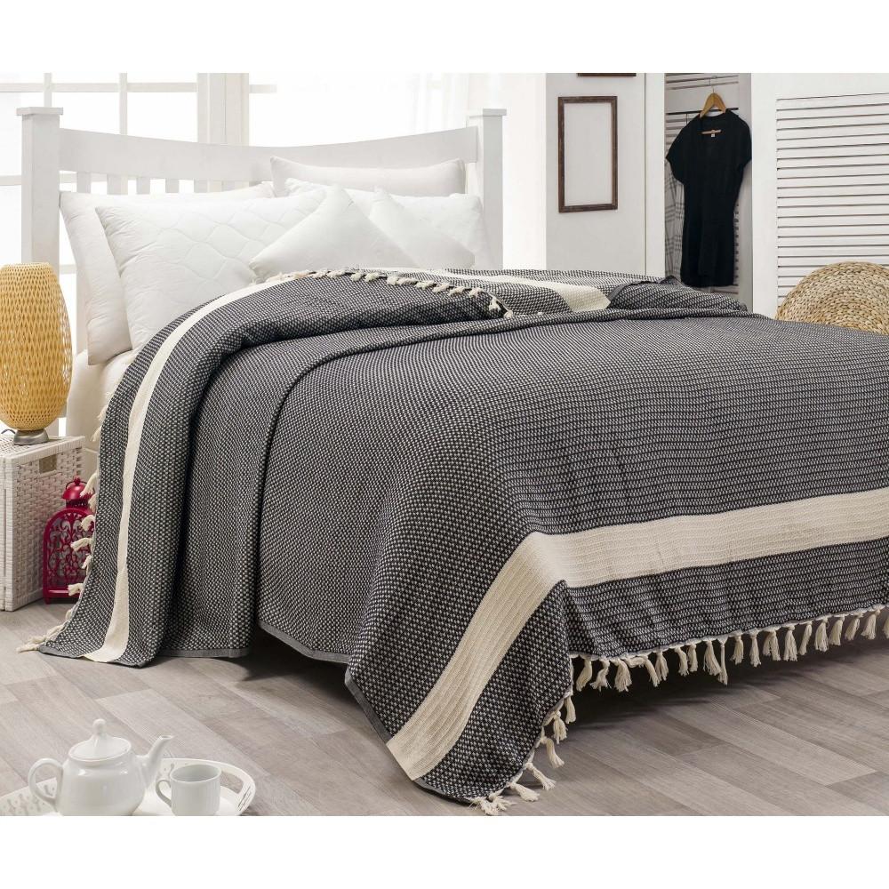 Prikrývka cez posteľ Hasir, 200x240cm