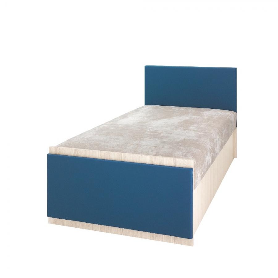 Detská posteľ Bregi Farba: Modrá