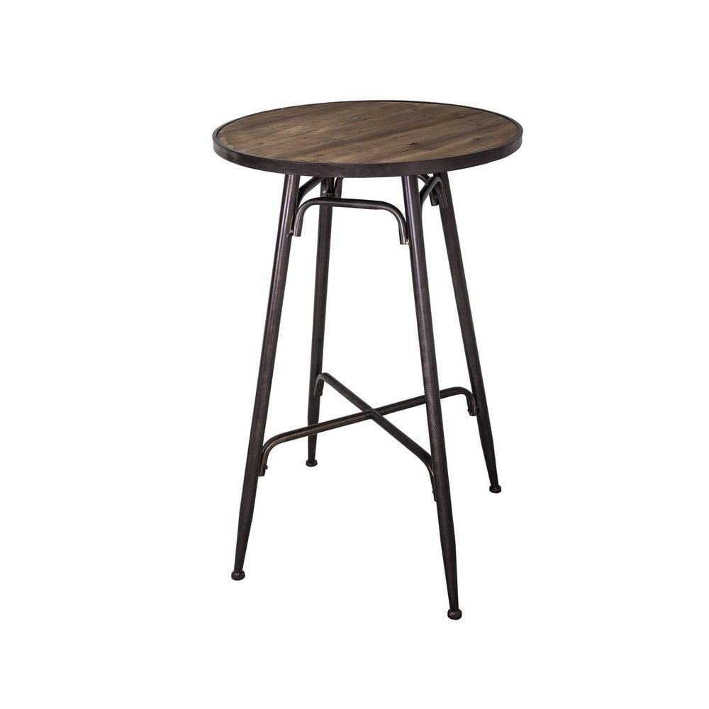 Barový stolík Antic Line Friey, ø 64 cm