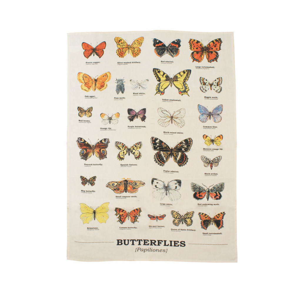 Utierka Gift Republic Multi Butterflies