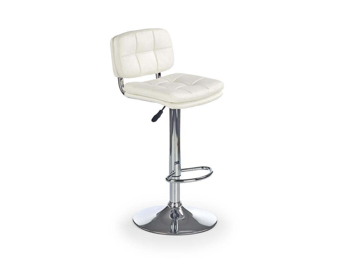 Barová stolička H-75 (biela)