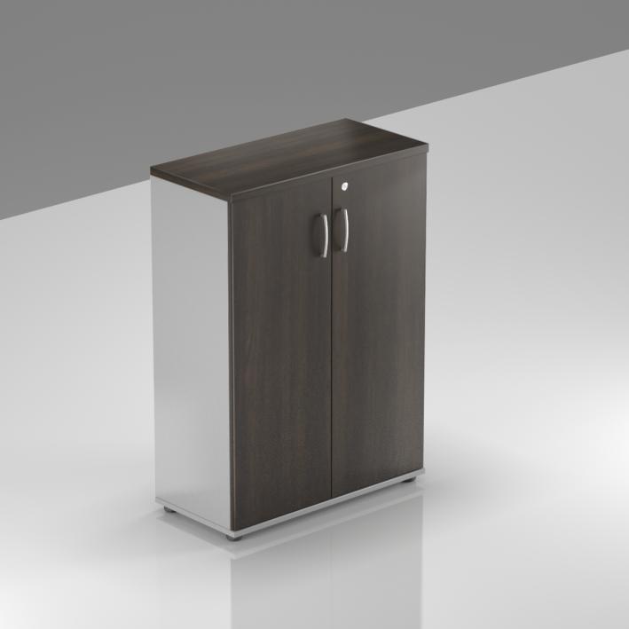 Rauman Kancelárska skriňa Visio, 80x38,5x113 cm, dvere 3/3 S383 07
