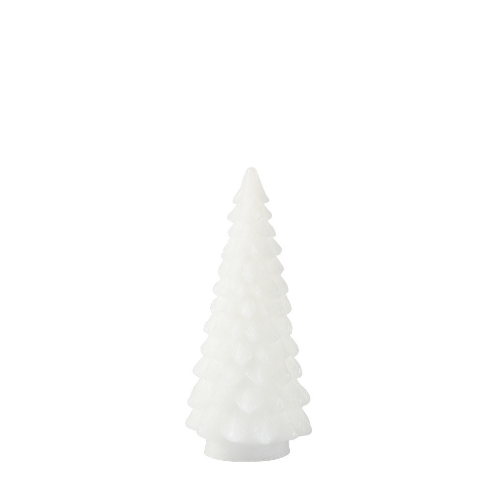 LED sviečka s časovačom Villa Collection Tree, 16,5 cm
