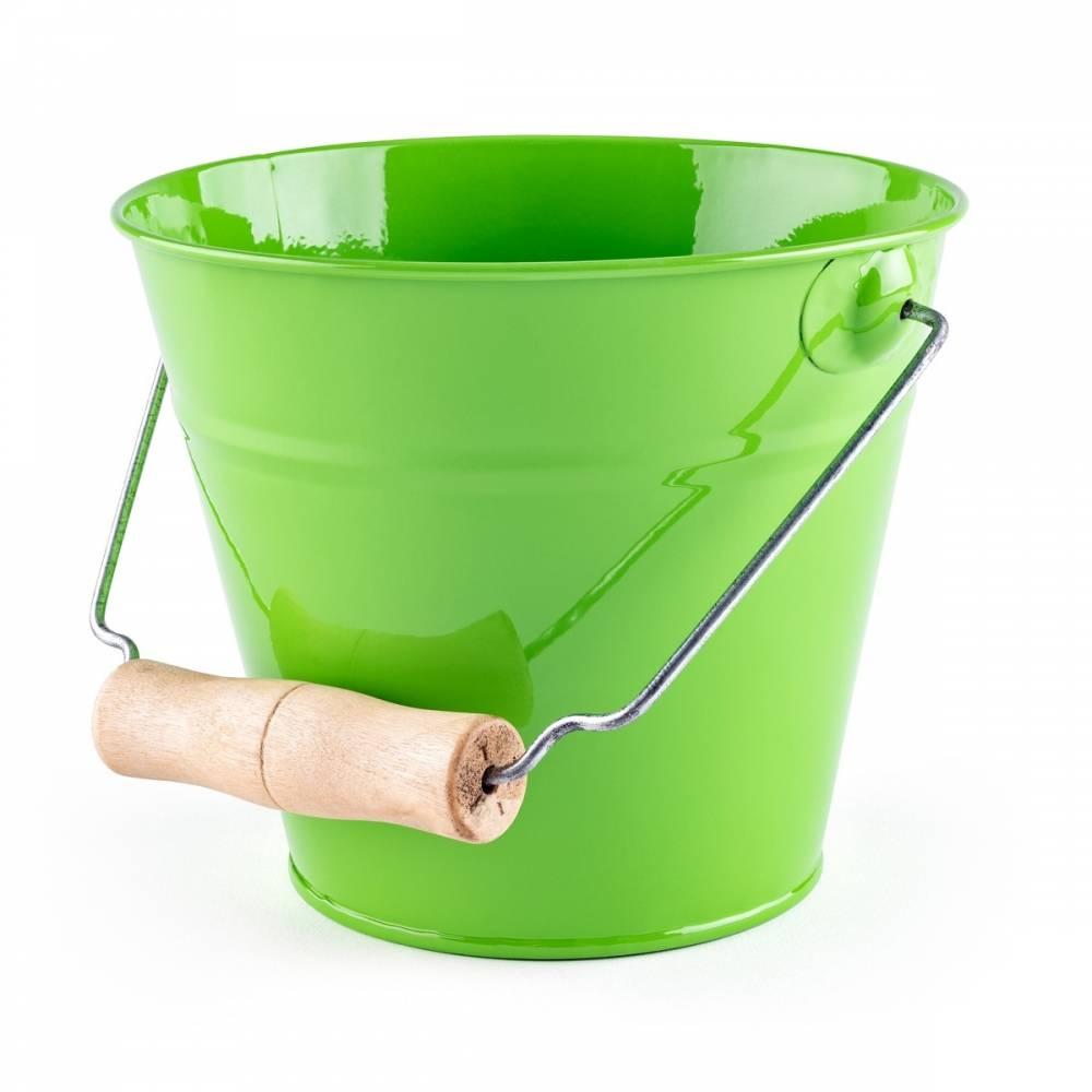 Woody Vedro zelený kov