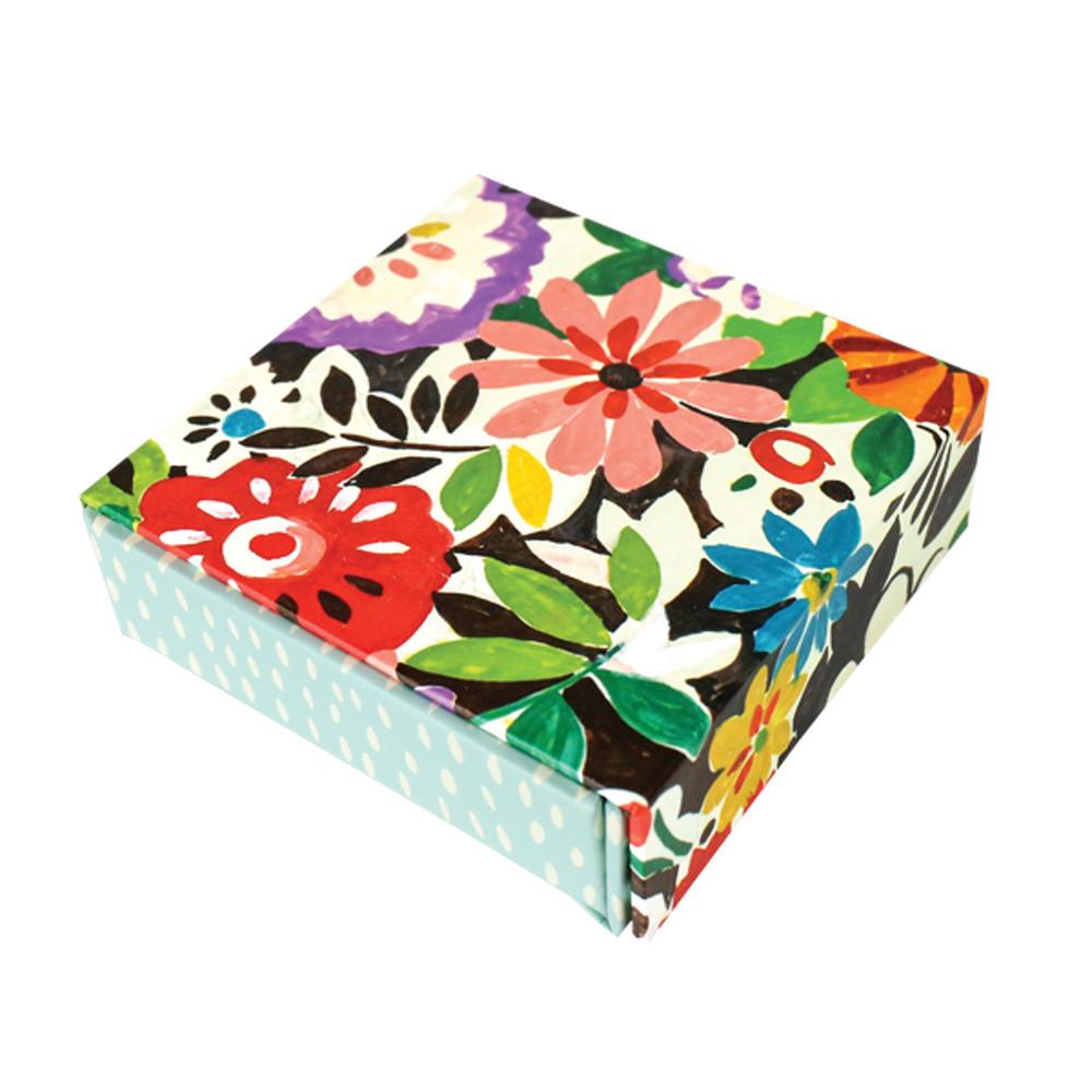 Blok na poznámky v krabičke Collier Campbell by Portico Designs, 400stránok