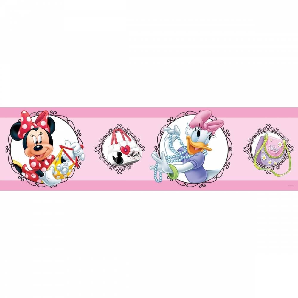 AG Art Samolepiaca bordúra Mickey Mouse, 500 x 14 cm
