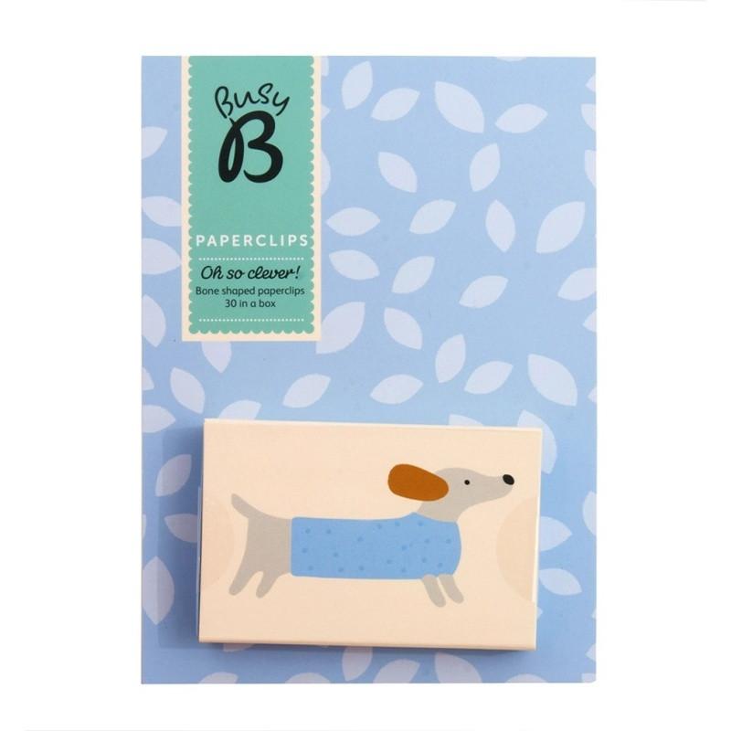 Spinky na papier Busy B Doggy