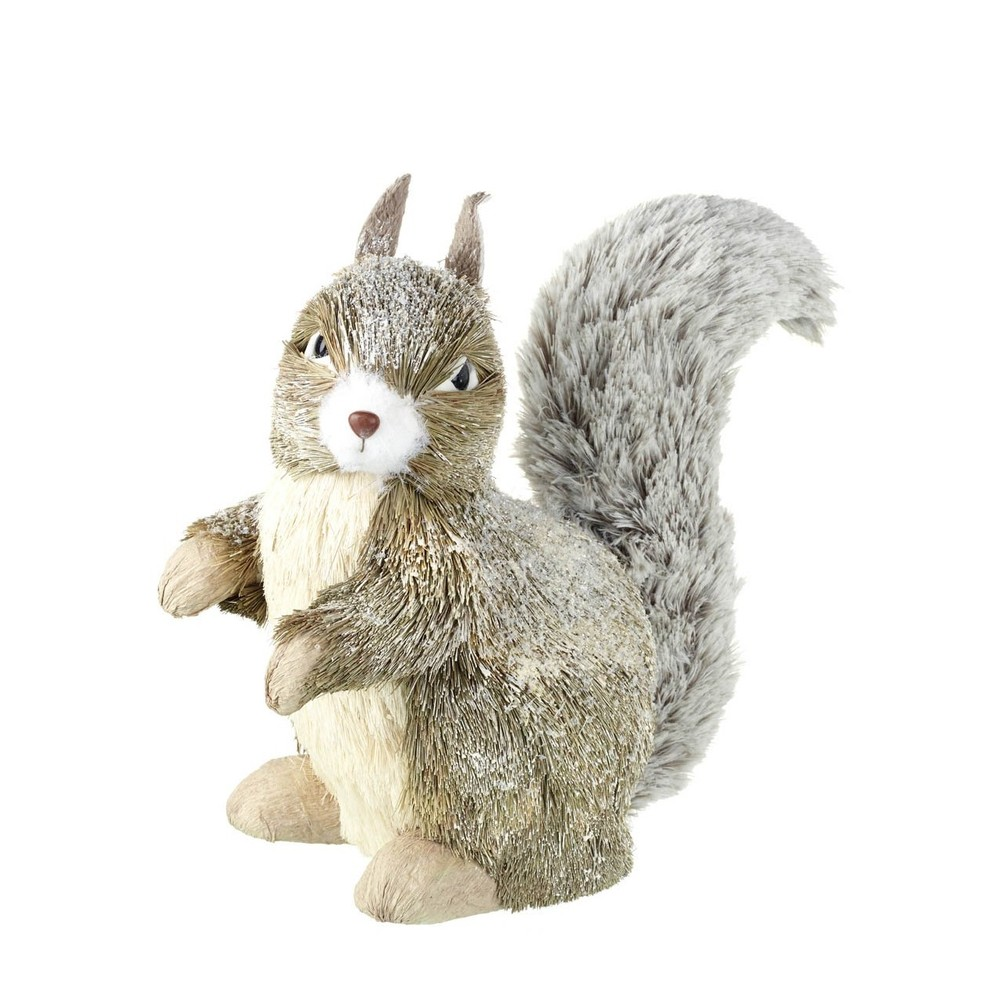 Dekoratívna veverička Parlane Squirrel, 28 cm