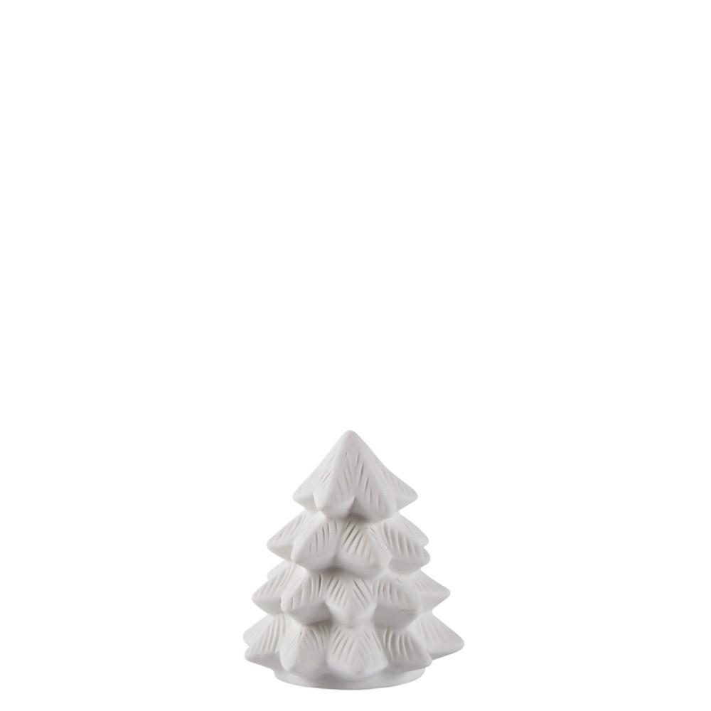 Dekoratívny stromček s LED svetielkami Villa Collection, 7,5 cm