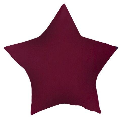 Domarex Vankúš Stars bordó, 45 x 45 cm