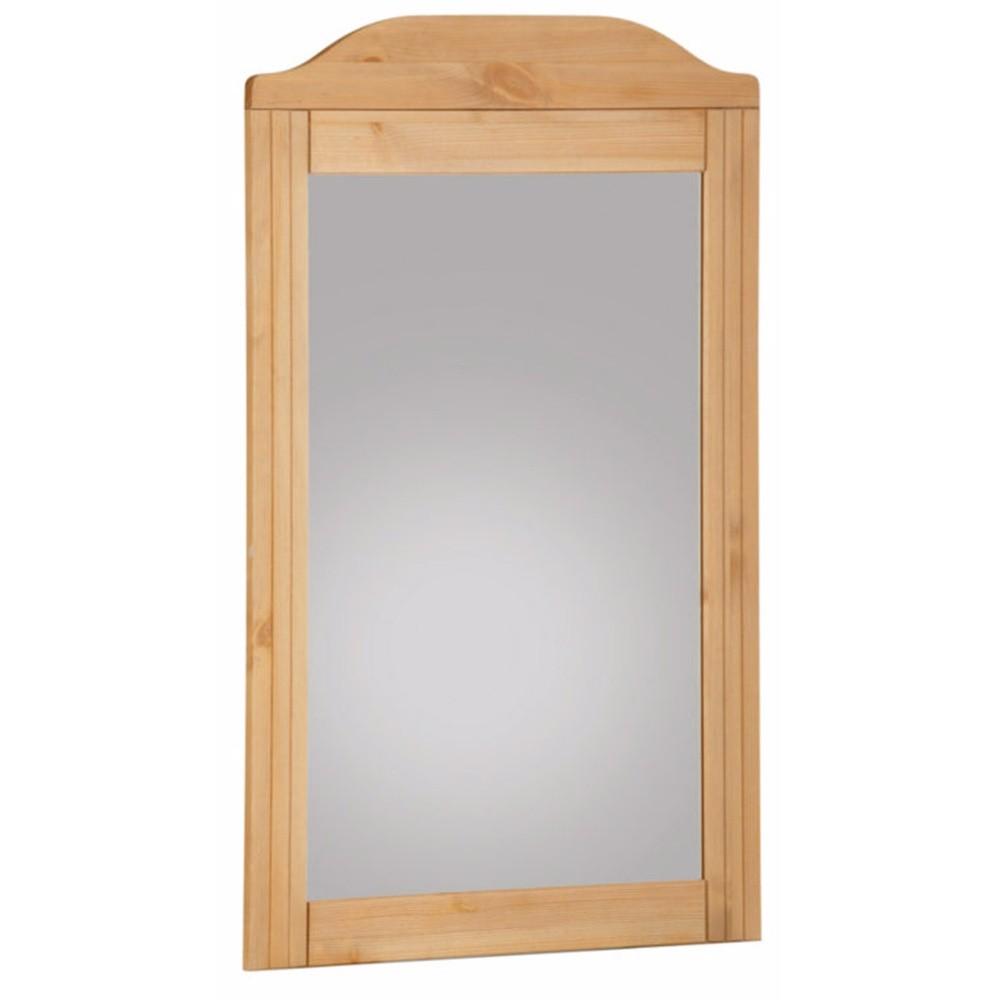 Nástenné zrkadlo z masívneho borovicového dreva Støraa Fiona